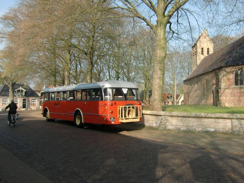 Oldtimerbus-Scania-Vabis-1956